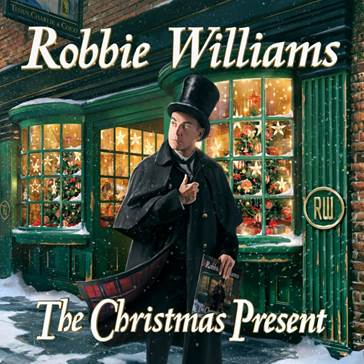 robbie williams the christmas present